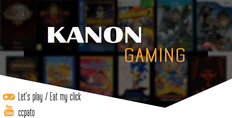 présentation kanon gaming
